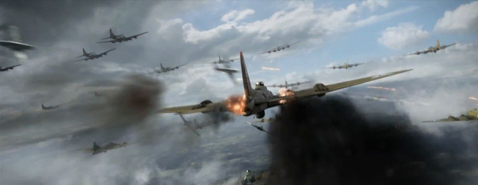UPDATE:Red Tails Trailer #1 and #2